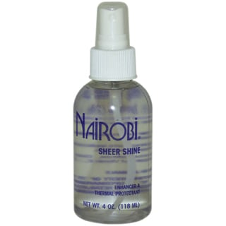Nairobi Sheer Shine 4-ounce Thermal Protectant