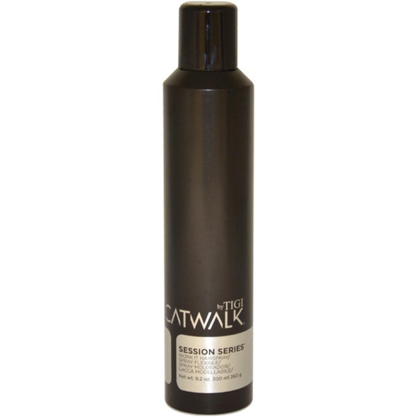 TIGI Catwalk Session Series Work It 9.2-ounce Hair Spray
