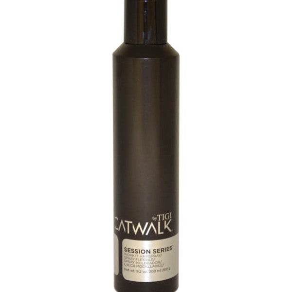 TIGI Catwalk Session Series Work It 9.2-ounce Hair Spray