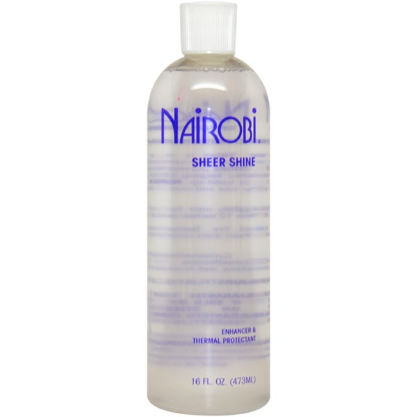 Nairobi Sheer Shine 16-ounce Thermal Protectant