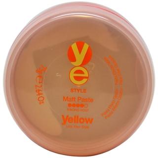 Alfaparf Yellow Style Matt 2.64-ounce Hair Paste
