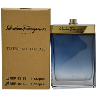 Salvatore Ferragamo 'Subtil' Men's 3.4-ounce Eau de Toilette Spray (Tester)