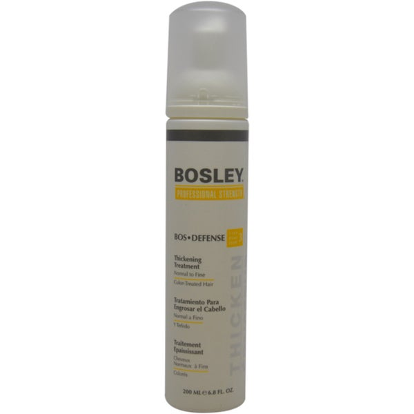 Bosley Bos-Defense Normal to Fine Color-treated Hair 6.8-ounce Thickening Treatment