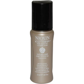 Nioxin System 5 Scalp Therapy for Medium / Coarse Natural Normal to Thin Hair 0.85-ounce Conditioner