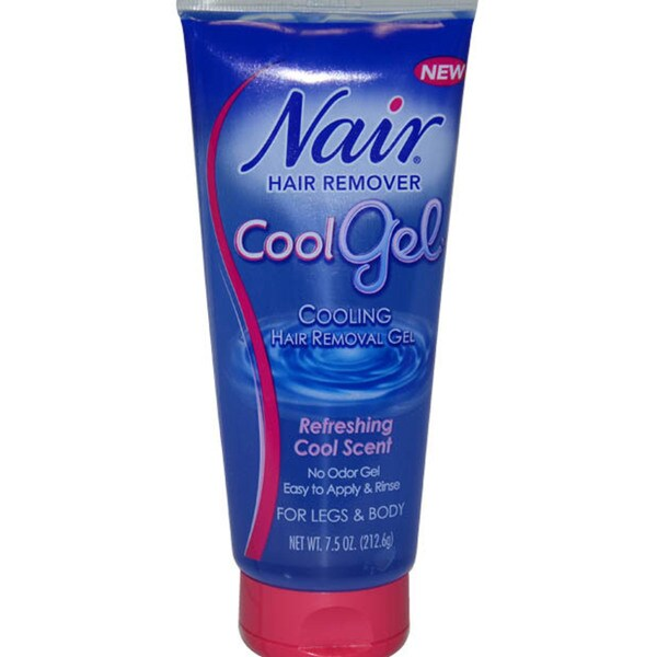 Nair Cool Gel Women's 7.5-ounce Hair Remover