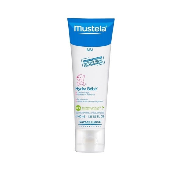 Mustela Hydra Bebe 1.35-ounce Facial Cream