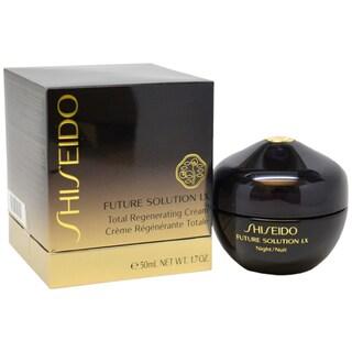 Shiseido Future Solution LX 1.7-ounce Total Regenerating Cream