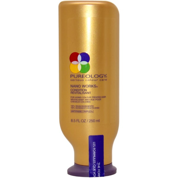 Pureology Nano Works 8.5-ounce Unisex Conditioner