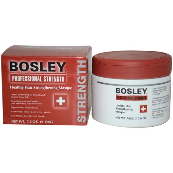 Bosley Healthy Hair 7-ounce Strengthening Masque