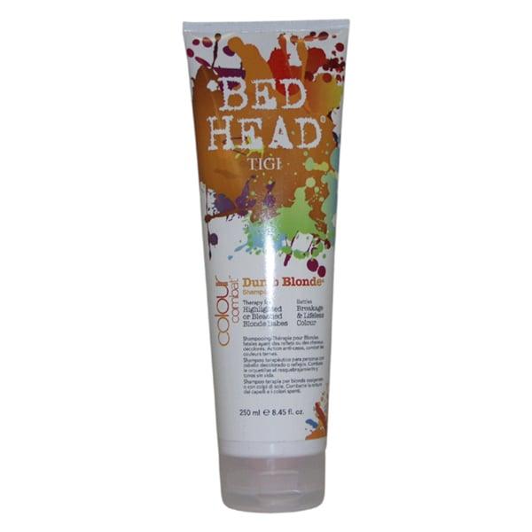 TIGI Bed Head Colour Combat Dumb Blonde 8.45-oz Shampoo