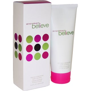 Believe by Britney Spears for Women 6.8-ounce Body Souffle