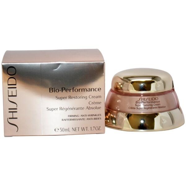 Shiseido Bio Performance Super 1.7-ounce Restoring Cream