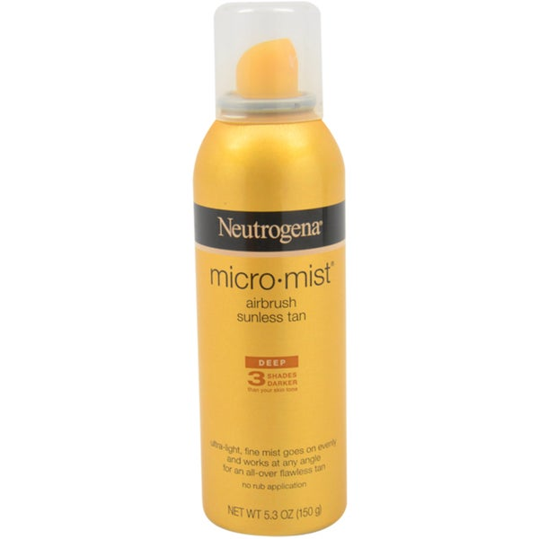 Neutrogena Micro Mist Air Brush 5.3-ounces Spray