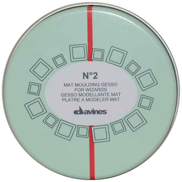Davines No. 2 Mat Moulding Gesso for Wizards 3.3-ounce Treatment