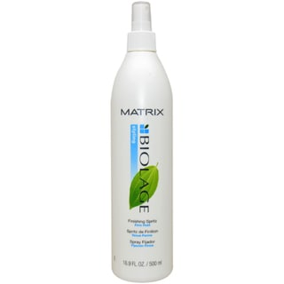 Matrix Biolage Finishing Spritz Firm Hold 16.9-ounce Spray
