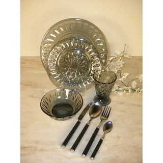 La Rochere 48-piece Flatware and Dinnerware Set