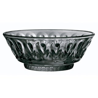 La Rochere 6 piece Lyonnais Charcoal Dessert Bowl Set
