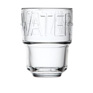 La Rochere Clear 'Water' 6-piece Glass Set