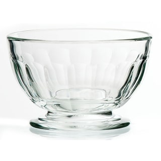 La Rochere Clear Glass 6-piece Appetizer Bowl Set