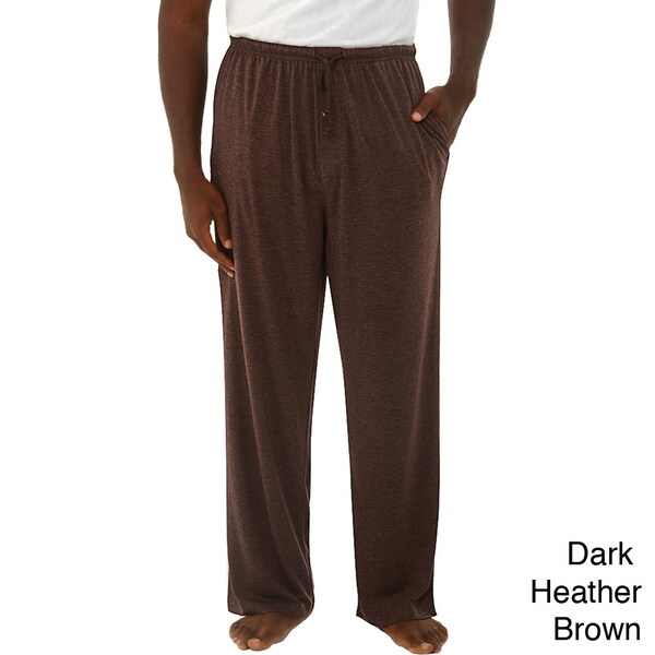 Men's Soft Knit Pajama Pants