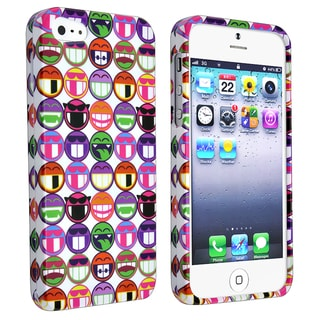 BasAcc Smile Redux Snap-on Case for Apple� iPhone 5