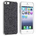 BasAcc Black Bling Snap-on Case for Apple iPhone 5