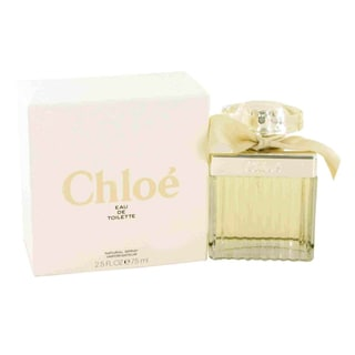 Chloe (New) Women's 2.5-ounce Eau de Toilette Spray