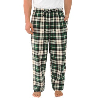Men's Cotton Flannel Pajama Pants