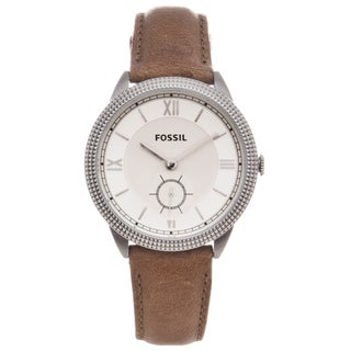 Fossil Women's 'Sydney' Leather Strap Watch