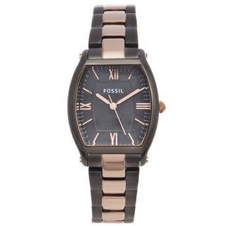 Fossil Women's Stainless Steel 'Wallace' Watch