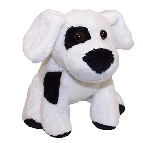 Me and Molly P. 5-inch White and Black 'Puddles the Pup' Toy