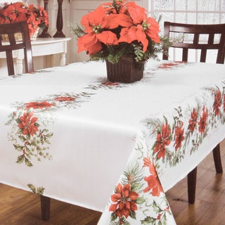 Christmas Memoirs Printed Tablecloth