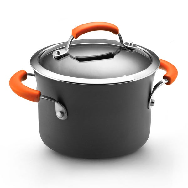 Rachael Ray 3-quart Covered Saucepot