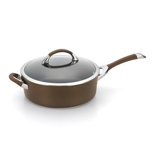 Circulon 5-quart Covered Saute Pan