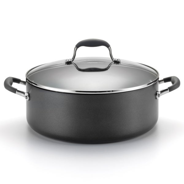 Anolon 7.5-quart Covered Stockpot
