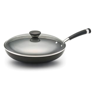 Circulon 12-inch Covered Deep Skillet