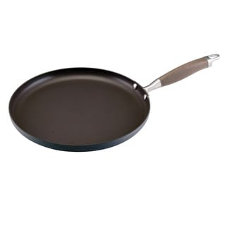 Anolon Bronze Hard-Anodized Nonstick 12-inch Round Griddle