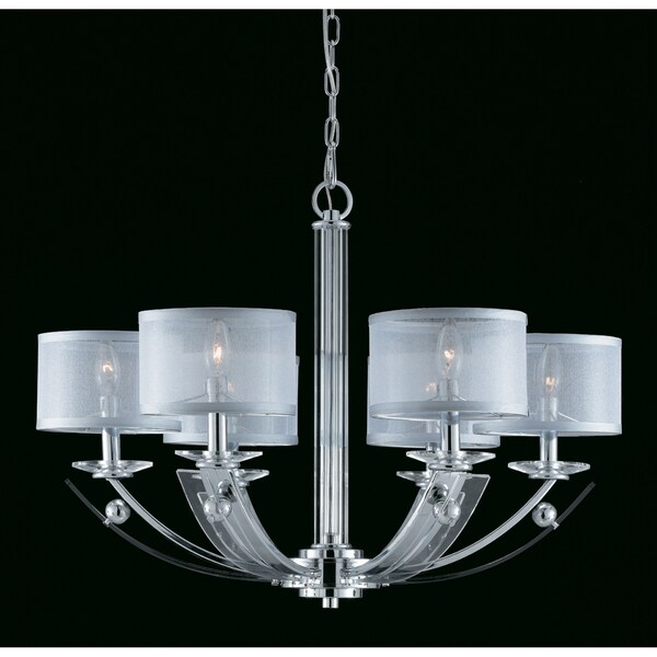 Triarch International 6-light Chandelier