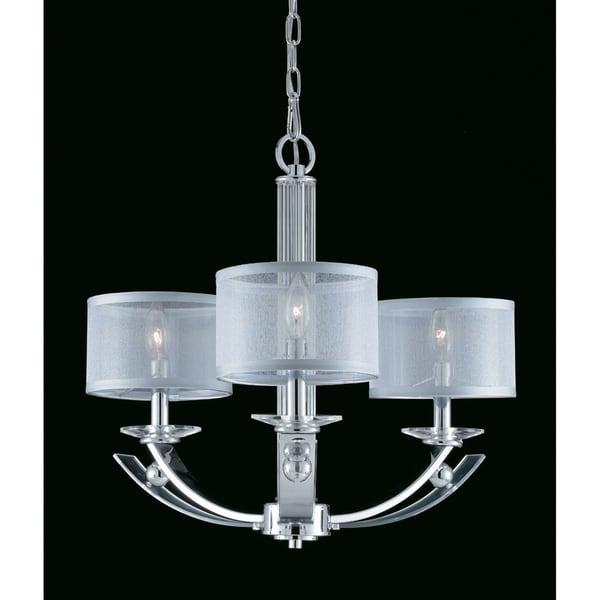 Triarch International 3-light Chandelier