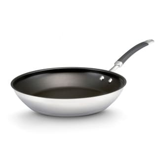 KitchenAid Stainless Steel 12.5-inch Nonstick Open Skillet
