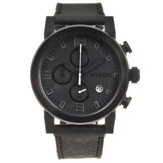 Nixon Men's Stainless Steel 'Ride' Chronograph Watch