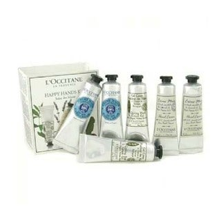 L'Occitane Happy Hands 6-piece Gift Set
