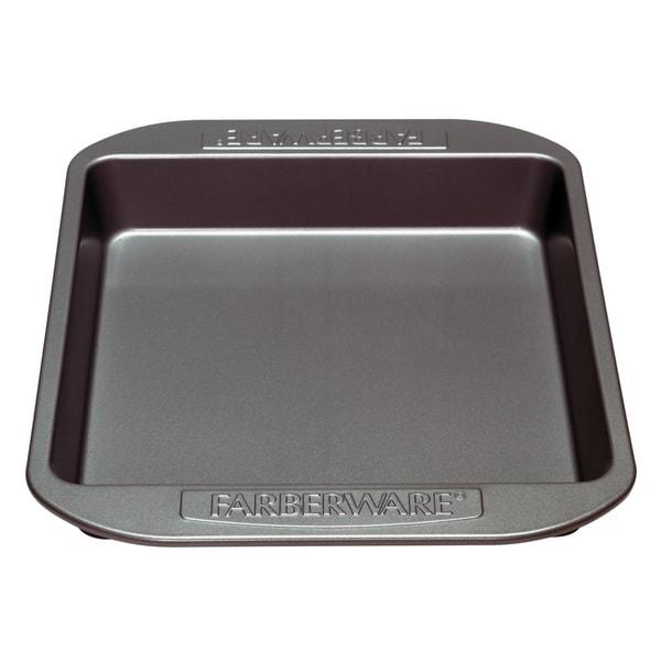 Farberware Bakeware 9-inch Square Cake Pan