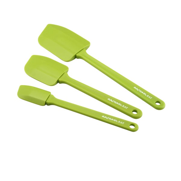 Rachael Ray Tools 'Lil' Devils' Green 3-piece Spatula Set 10168522