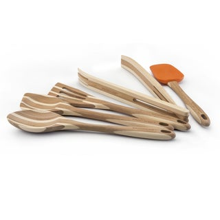 Rachael Ray Bamboo Five-piece Tool Set
