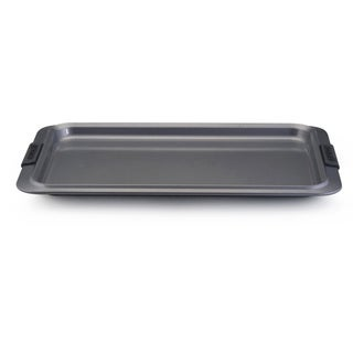 Anolon Advanced Bakeware 11-inch by 17-inch Cookie Pan, Grey