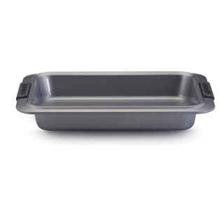 Anolon Advanced Bakeware 9-inch by 13-inch Cake Pan, Grey