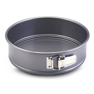 Anolon Advanced Bakeware 9-inch Spring Form Pan, Grey