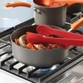 Rachael Ray Tools & Gadgets Red Lazy Tongs