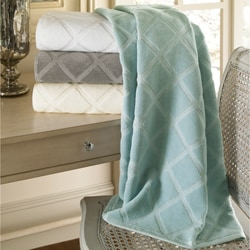 Versaille Diamant Velour 6-piece 600 GSM Towel Set